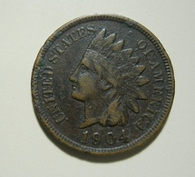 USA 1 Cent 1904 - Federal Issues