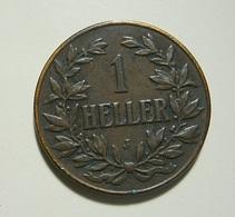 German East Africa 1 Heller 1907 J - Other - Africa