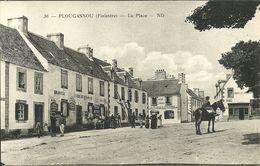 PLOUGASNOU  -- La Place                                          -- ND 36 - Plougasnou