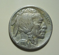 USA 5 Cents 1916 - Federal Issues