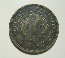 Argentina 1 Centavo 1894 - Argentina