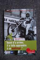 MOTO - Olivier JACQUE, 12 Ans Devint En 2000 , Champion Du Monde En 250 Cm3 - Sport Moto
