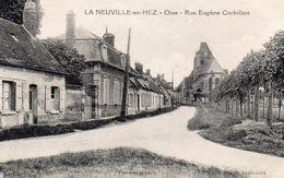 La Neuville En Hez - Rue Eugène Corbillon - France
