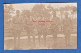 CPA Photo - Groupe De Militaire Musicien Du 312e Régiment - Clairon - Uniforme - Musique - Militaria