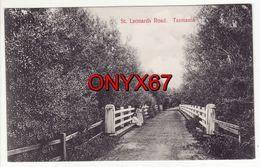LAUNCESTON-AUSTRALIE-TASMANIE- St. Leonards Road - - Lauceston