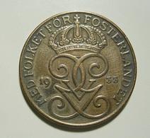 Sweden 5 Ore 1935 - Sweden