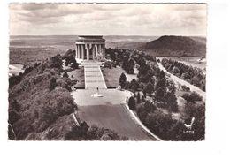 55 Montsec En Avion Au Dessus De ... Monument De Montsec Edit  Lapie N°2 Cachet 1965 CPSM GF - Francia