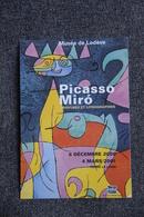 LODEVE : PICASSO MIRO, Musée De LODEVE - Lodeve