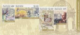 Australia 2001 Centenary Of Federation    Miniature Sheet MNH - Mint Stamps