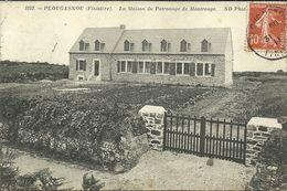 PLOUGASNOU  --la Maison Du Patronage De MONTROUGE                                          -- ND 1252 - Plougasnou
