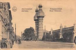 ANTWERPEN - Simonsstraat - ANVERS - Rue Simons - Antwerpen