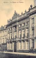 ANVERS - La Maison De Rubens - Antwerpen