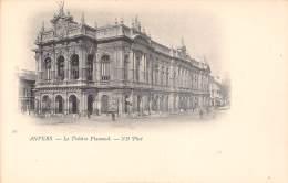 ANVERS - Le Théâtre Flamand - Antwerpen