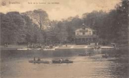 BRUXELLES - Bois De La Cambre - Le Canotage - Bossen, Parken, Tuinen