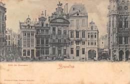 BRUXELLES - Hôtel Des Brasseurs - Cafés, Hôtels, Restaurants
