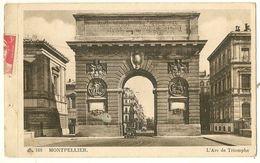 L'Arc De Triomple - MONTPELLIER - Montpellier