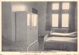 CPM - Maison De Cure De SAINTE-ODE - Chambre à Coucher - Sainte-Ode
