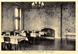 CPM - Maison De Cure De SAINTE-ODE - Salle à Manger - Sainte-Ode