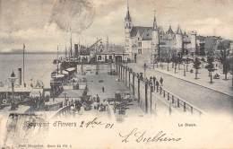 Souvenir D'ANVERS - Le Steen - Antwerpen
