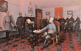 The Surrender Of General Lee To General Grant, April 9, 1865, By L.M.D. Guillaume (1816-1892) - Hommes Politiques & Militaires