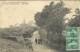 PLOUGASNOU  --le Petit Chemin Creux                                          -- ND 1255 - Plougasnou