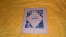 PROGRAMME ANCIEN DE 1939. / SOCIETE DES CONCERTS NIVERNAIS. / PROGRAMME SHYLOCK, MANFRED../ BOIS GRAVES DE A. DESLIGNERE - Programs