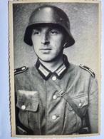 PHOTO WW2 WWII : Soldat HEER - Guerre, Militaire