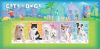 Australia 2004  Cats And Dogs Miniature Sheet MNH - 2000-09 Elizabeth II