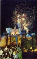 Disneyland - California - Fantasy In The Sky - Formato Piccolo Non Viaggiata – At - Disneyland