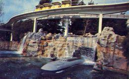 Disneyland - California - Submarine Voyage - Formato Piccolo Non Viaggiata – At - Disneyland
