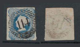 PORTOGALLO  - (Vedere Fotografia) (See Photo) A2 25 REIS - 1853: D.Maria
