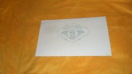 CHROMO OU ETIQUETTE ANCIENNE DATE ?. /  FAVORIT. - Trade Cards