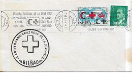 SPAIN 1981 PC,RED CROSS PC UNUSED - Rode Kruis