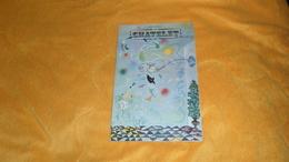 LIVRET ANCIEN  ANNEE 1966. / GUIDE CHATELET. MONSIEUR CARNAVAL.. ILLUSTRATIONS...PUBLICITE... - Programs