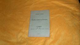 LIVRET ANCIEN DE 1931. / REPUBLIQUE FRANCAISE. TRAVAIL DES ENFANTS DANS L'INDUSTRIE. / CACHET MAIRIE DE COLOMBES SEINE. - Old Paper