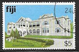 Fiji Islands, Scott # 425 Used Government House, 1979 - Fiji (1970-...)