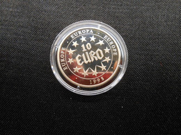 Europa  10 EURO  1998  Silber - PP - Coins