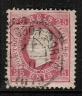 PORTUGAL  Scott # 41 F-VF USED - Used Stamps