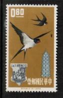 REPUBLIC Of CHINA  Scott # 1370* VF UNUSED NO GUM - Unused Stamps