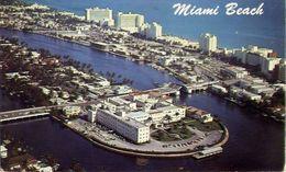 Miami Beach - Formato Piccolo Viaggiata – At - Cartoline