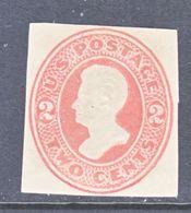 US CUT  SQUARE U  128   *   1874-86  ISSUE - Postal Stationery