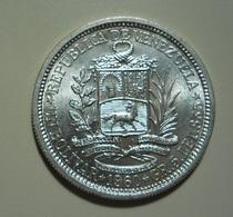Venezuela 1 Bolivar 1960 Silver - Venezuela