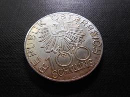 """Oesterreich  - 100 Schilling 1979  Silber -""""700 Jahrfeier Des Doms Zu Wien"""" - Lll Vz - Austria"""