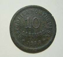 Portugal 10 Centavos 1938 - Portugal