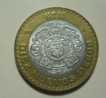 Mexico 10 Pesos 1993 - Mexico