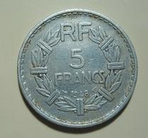 France 5 Francs 1948 - France