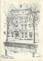 Hollande Breda Hotel Rest Wapen Van Nassau Moeke Breda Cpsm TTBE - Breda
