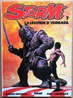Editions Glénat (1985) > Kelvin Gosnell & DON LAWRENCE : STORM #7 - La Légende D'Ygdrasil - Books, Magazines, Comics