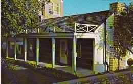 Missouri Independence Log Cabin Court House - Independence