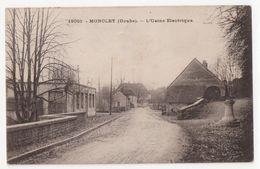 ( 25 ) Moncley - L'usine électrique - Autres Communes